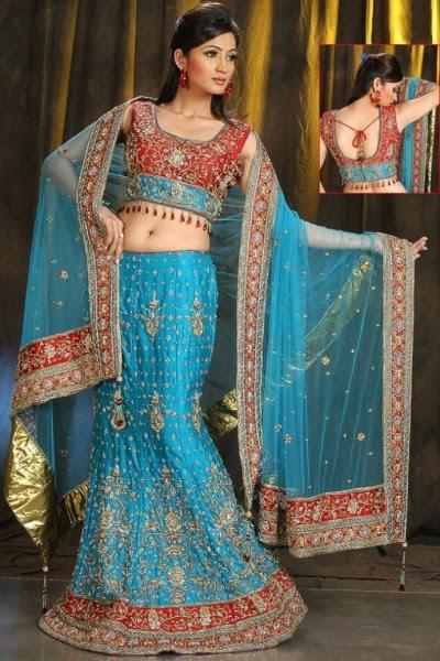 9 - Latest Lehnga Choli Designs Collection