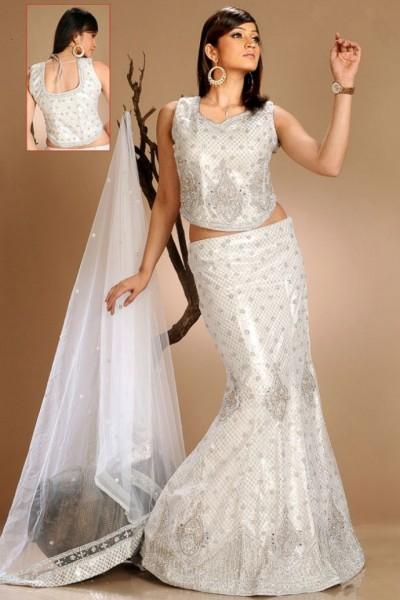 10 - Latest Lehnga Choli Designs Collection