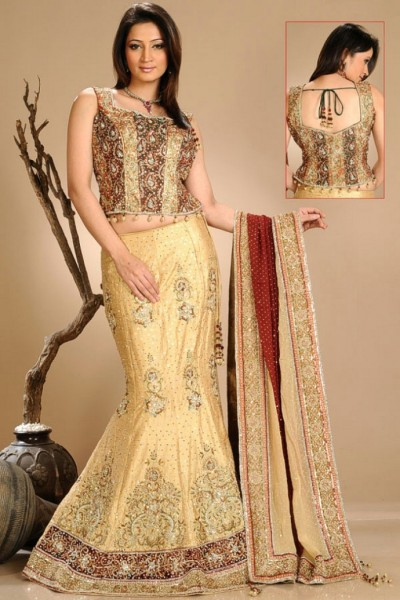 7 - Latest Lehnga Choli Designs Collection