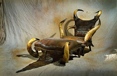 5 Infernal Furniture Made With Insects image gallery