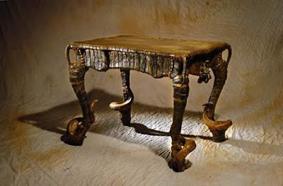 8 Infernal Furniture Made With Insects image gallery