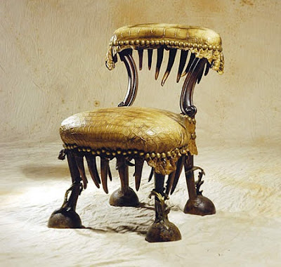 10 Infernal Furniture Made With Insects image gallery