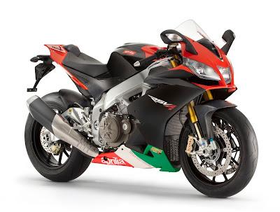 SportBike Aprilia RSV4 Moge Moto GP | Modifikasi Motor