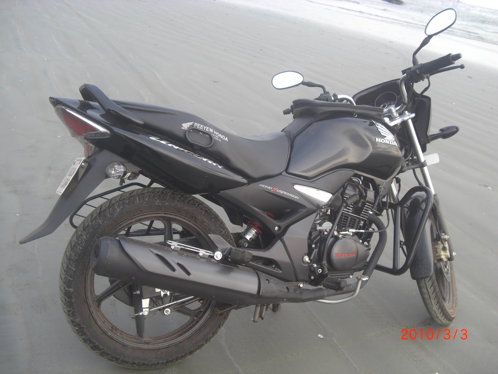 honda unicorn The stylish honda cb unicorn is a powerful motorcycle with 160cc engine giving  better performance & mileage explore the features, specs & price.