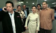 PAN-Zulkifli Hasan Menhut, Kakak Zainuddin Hasan berpasangan dgn Ikang Fawzi