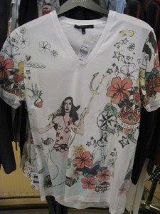 """""""t-shirt termahal di dunia"""""""