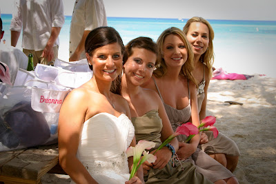 Traditional Cayman Beach Wedding Good Choice for Topeka, KS Couple - image 5
