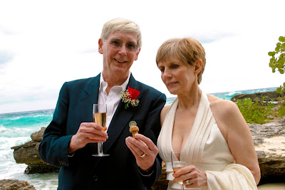 The Owl and the Pussycat Went to See a Beautiful Cayman Islands Wedding - image 4