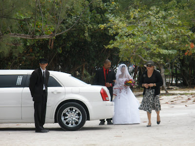 Sneak Preview : International Favour to Cayman Wedding Today - image 1
