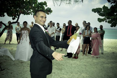 International Flavour to this Cayman Islands beach wedding - image 6