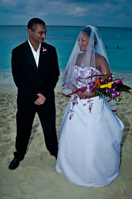 International Flavour to this Cayman Islands beach wedding - image 4