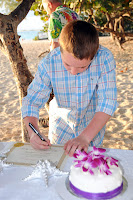Family Wedding Vow Renewal for New Yorkers in Cayman - image 5