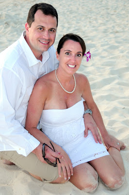 Family Wedding Vow Renewal for New Yorkers in Cayman - image 2