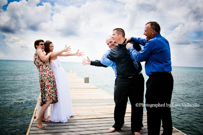Wedding Fun at Blue Water Beach, Grand Cayman - image 7