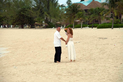 Stunningly Lovely Bride Stars at Governor's Beach - image 7