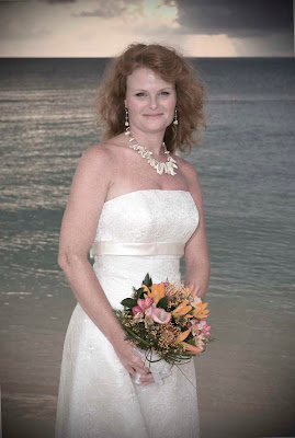 Stunningly Lovely Bride Stars at Governor's Beach - image 1