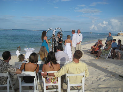 Weekend Wedding at the Reef Resort, East End - image 3