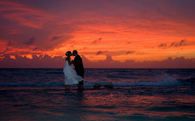 Remarkable Sunday Sunset for Local Couple - image 5