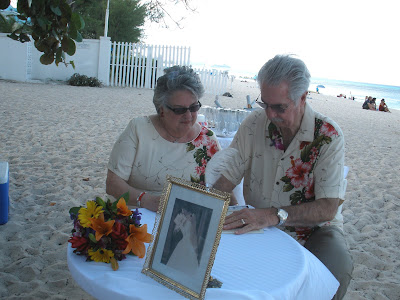 New Year's 50th Anniversary Vow Renewal - Grand Cayman - image 3