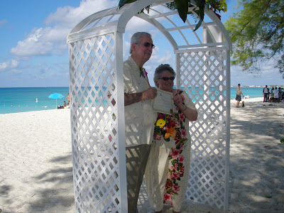 New Year's 50th Anniversary Vow Renewal - Grand Cayman - image 4