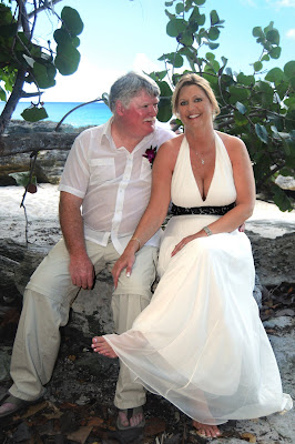 Grand Cayman Cruise Wedding for NC Couple - image 8