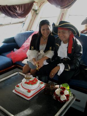 Grand Cayman Pirate Wedding! - image 6