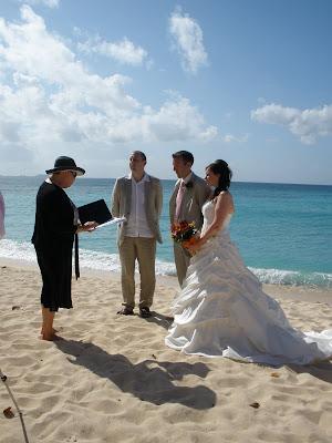 Cayman Cruise Wedding for British Couple - image 1