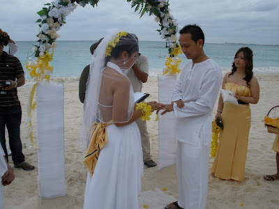 Filipino Beach Wedding at Westin, Grand Cayman - image 3