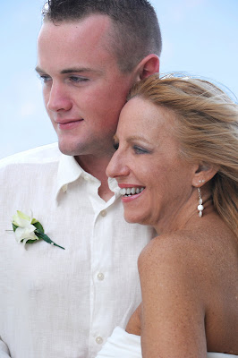 Cayman Islands Beach Wedding for US Marine - image 2