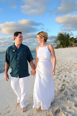 Grand Cayman Sunset Wedding Vow Renewal - image 5