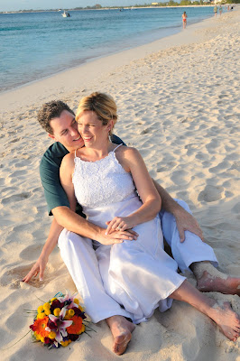 Grand Cayman Sunset Wedding Vow Renewal - image 4
