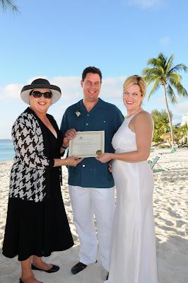 Grand Cayman Sunset Wedding Vow Renewal - image 2