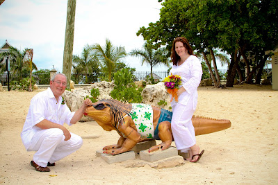 Floridians Enjoy their MSC Cruise Wedding in Cayman - image 7