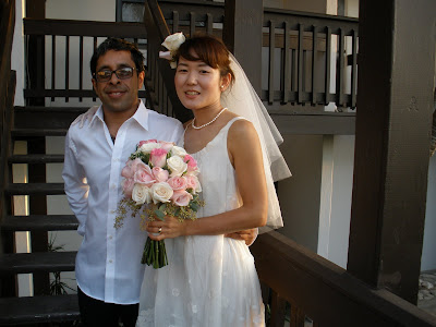 Private Beach Wedding for Japanese Bride - image 1