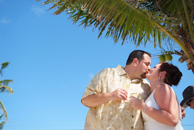 Seven Mile Beach Cruise Wedding for Port Richey Couple - image 5