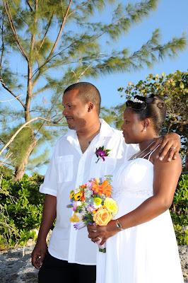 Sunset Wedding at My Secret Cove - Grand Cayman - image 1