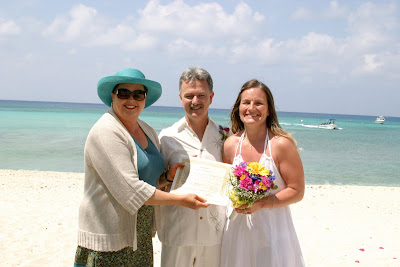 Family Style Cruise Wedding & Sand Ceremony in West Bay - image 2