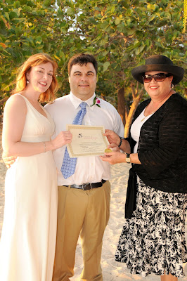New Yorkers enjoy Cayman Wedding Blessing - image 1