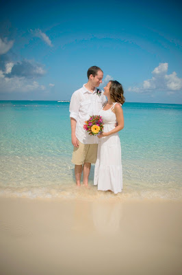 More on Special Wedding Blessing at Governor's Beach, Grand Cayman - image 7
