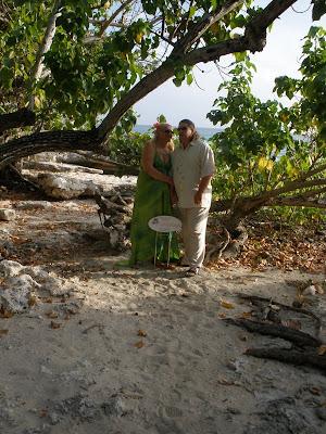 Simple Cayman Beach Wedding - image 3
