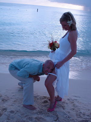 Cayman Island Wedding has a Facebook connection - image 2