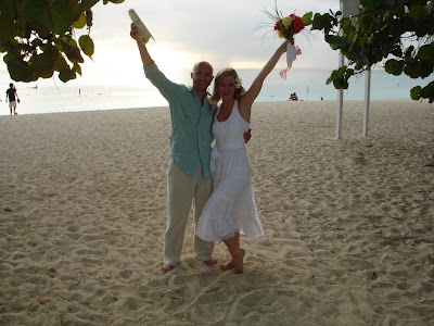 Cayman Island Wedding has a Facebook connection - image 1