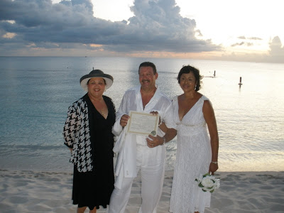 Encore Wedding, Seven Mile Beach, Grand Cayman - image 3