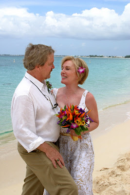 Surrounded by the ones they love for their Cayman Beach Wedding - image 7