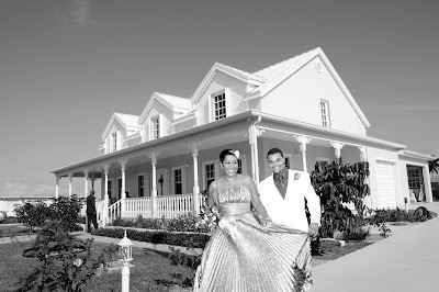 Starring in their own Cayman Wedding, Cayman Style - image 4