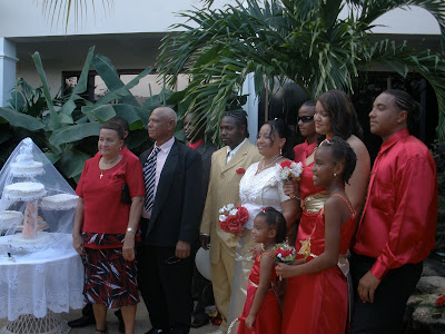 Red Letter Day for Cayman Islands Wedding Couple - image 4
