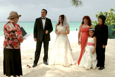 Heartfelt Wedding Vows on Seven Mile Beach, Grand Cayman - image 3
