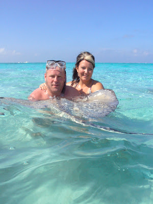 and Stingray makes three, for this Grand Cayman Wedding - image 6