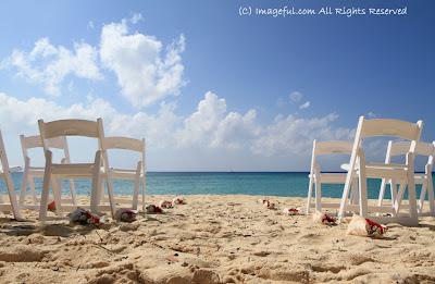 Unity Sand Ceremony & Wedding on Grand Cayman Beach - image 3