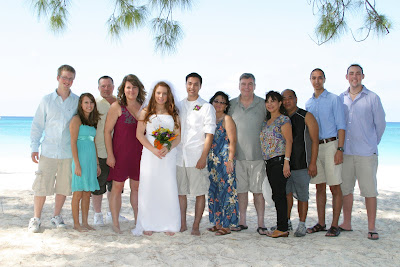 Cayman Wedding Blessing Celebration for Washington State Group - image 6